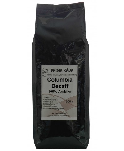 Káva Brazilie Santos 250g - zrnková