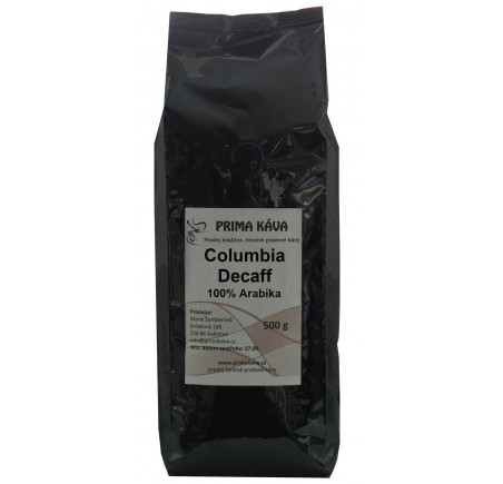 Káva Brazilie Santos